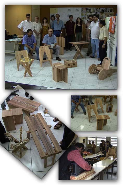 Design Bois Méthodologie du Projet - Un meuble 1